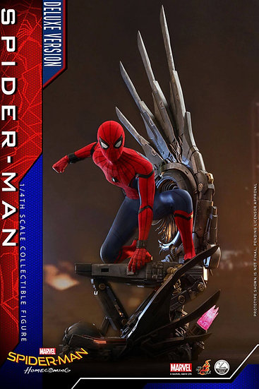 Hot Toys : SPIDER-MAN: HOMECOMING SPIDER-MAN [Deluxe]