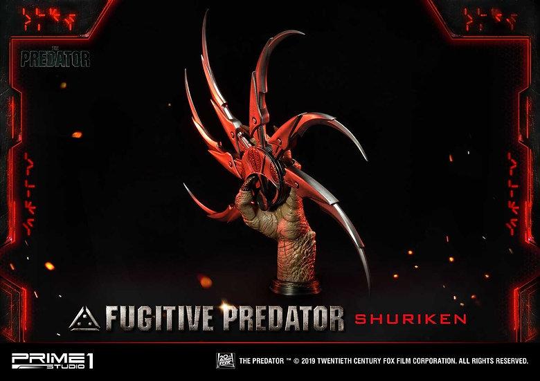 PRIME1STUDIO 1/1 : Fugitive Predator Shuriken