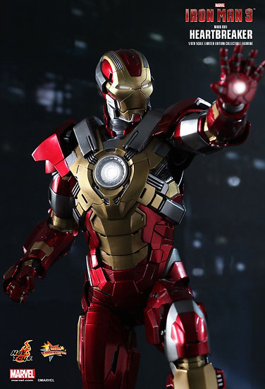 Hot Toys : IRON MAN 3 HEARTBREAKER (MARK 17)