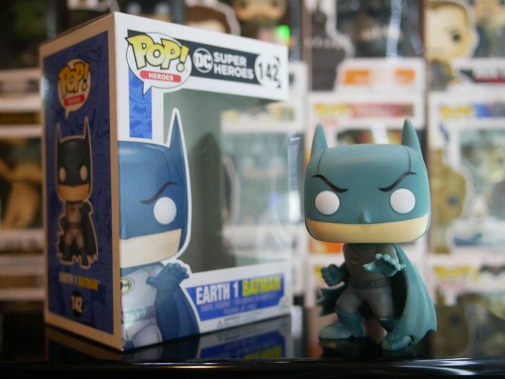 Funko Pop Heroes : DC Super Heroes - Earth Batman