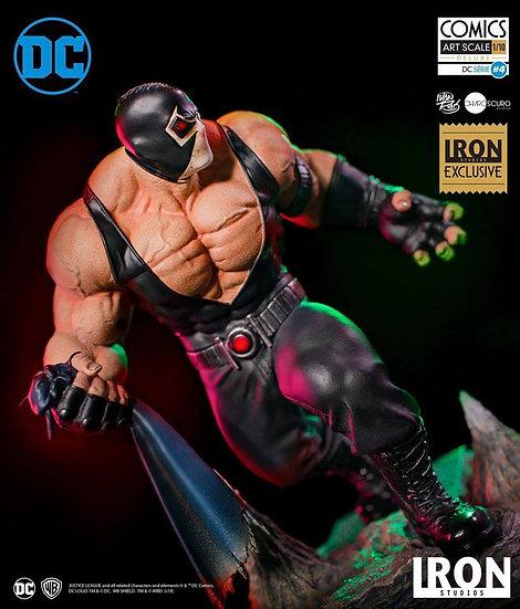 IRON STUDIOS 1/10 : BANE DC COMIC [DELUXE]