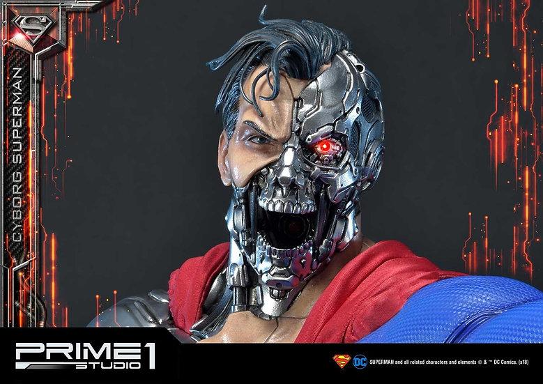 PRIME1STUDIO 1/3 : SUPERMAN CYBORGSUPERMAN