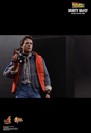 Hot Toys : BACK TO THE FUTURE MARTY MCFLY