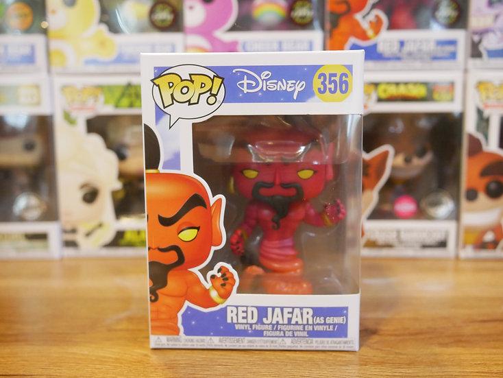 Funko POP Disney: Aladdin - Jafar (Red)