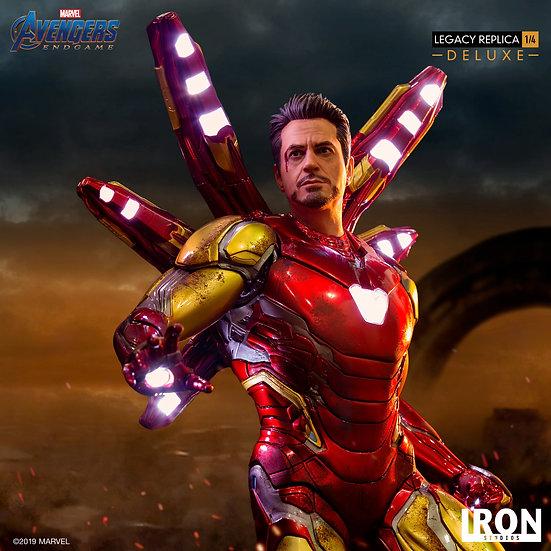 [LIMIT ORDER] IRON STUDIOS 1/4 : Ironman Mk85