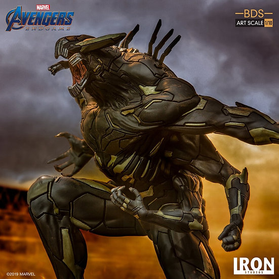 IRON STUDIOS 1/10 : Avengers: Endgame General Outrider