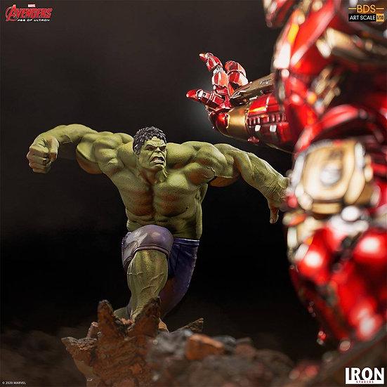 IRON STUDIOS 1/10 : Hulk (Avengers: Age of Ultron)