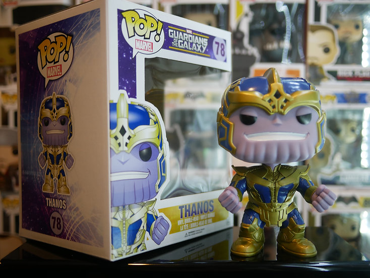 Funko Pop Marvel : Guardian of the Galaxy-Thanos