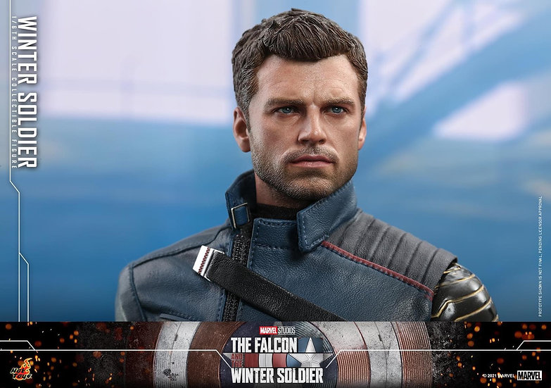 HOT TOYS 1/6 : WINTER SOLDIER