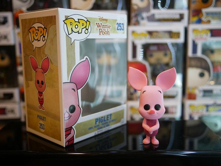 Funko Pop Disney :  Winnie The Pooh - Piglet