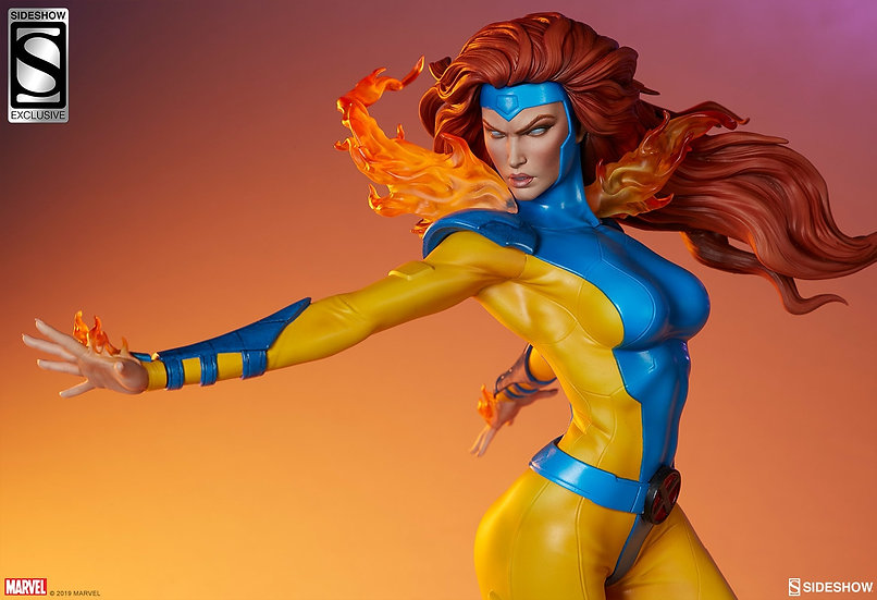 SIDESHOW PFF : Jean Grey [Exclusive]