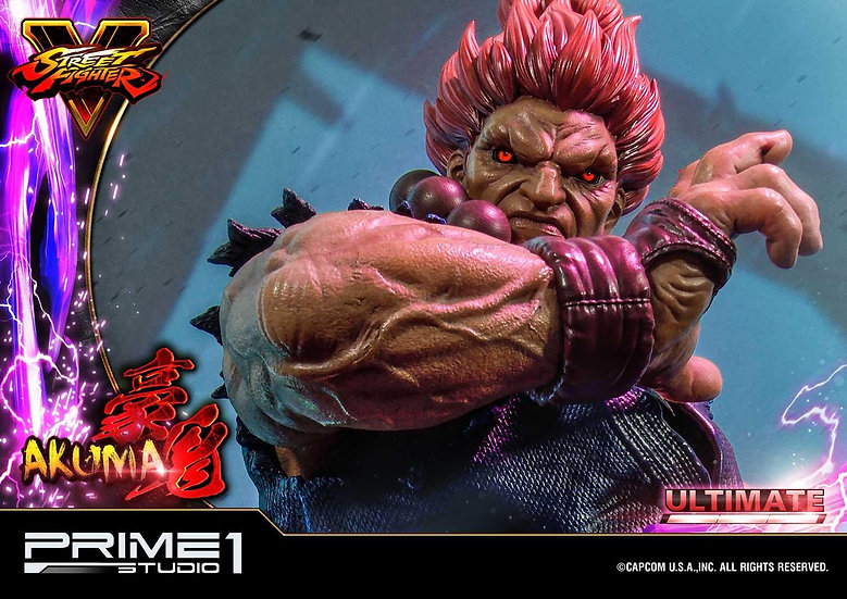 PRIME1STUDIO : Street Fighter V Akuma [Ultimate Version]
