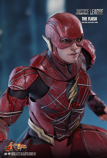 Hot Toys : JUSTICE LEAGUE - THE FLASH
