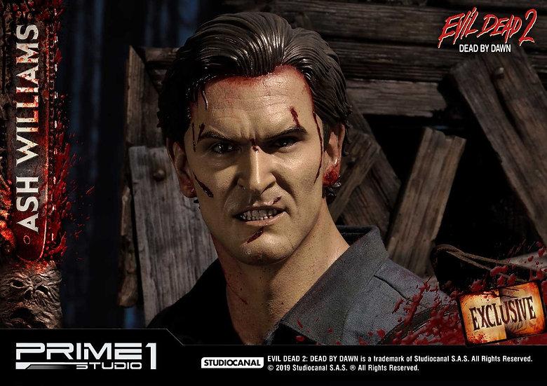 PRIME1STUDIO 1/3 : Evil Dead 2 Ash Williams [Exclusive]