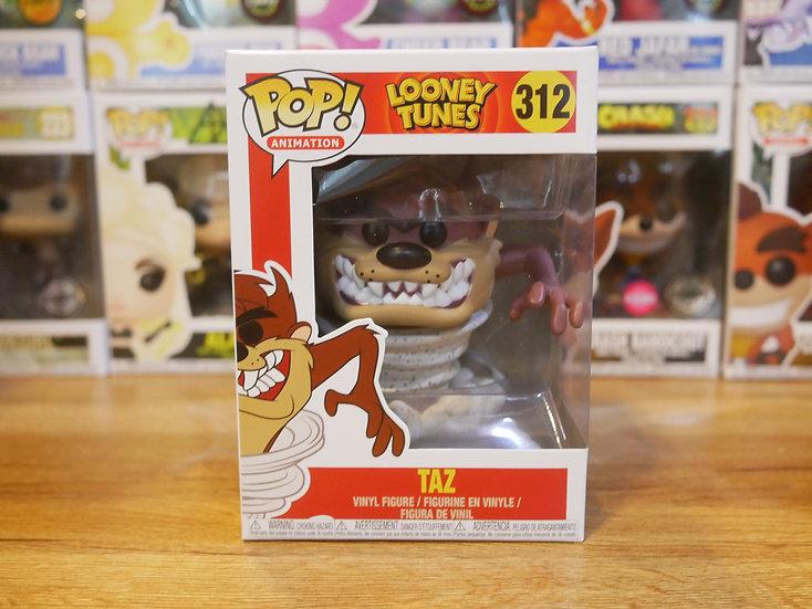 Funko POP Animation: Looney Tunes - Tornado Taz