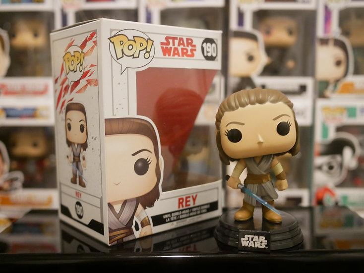 Funko Pop Star Wars : The Last Jedi - Rey