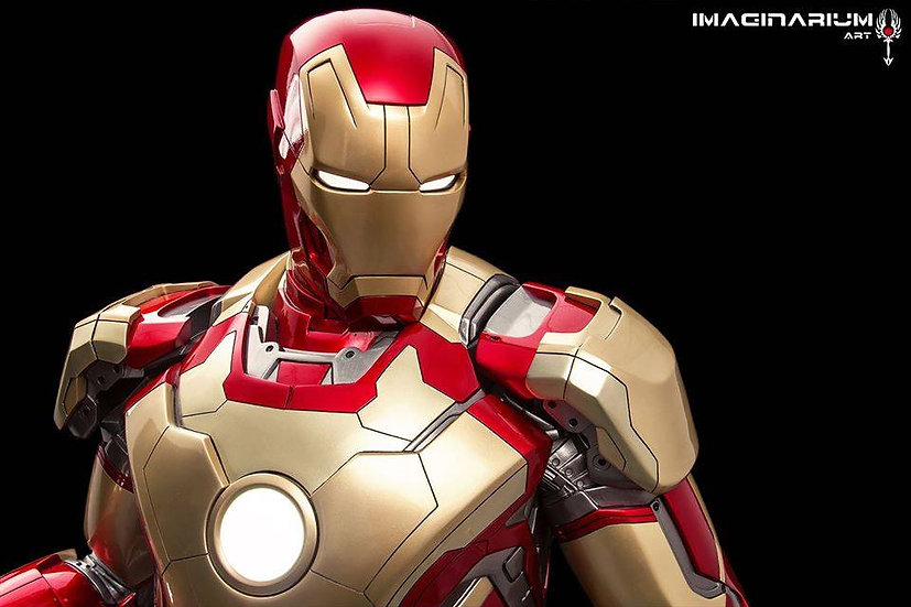 Imaginarium Art 1/2 : Iron Man Mark 42