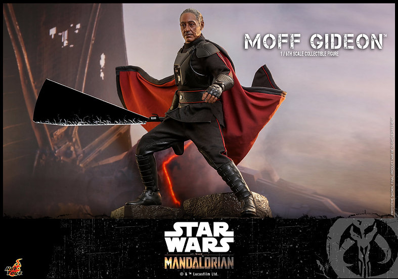 HOT TOYS 1/6 : STAR WARS: THE MANDALORIAN MOFF GIDEON™