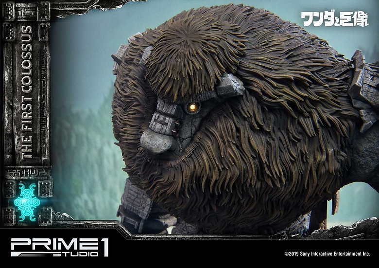 PRIME1STUDIO : Shadow of the Colossus The First Colossus