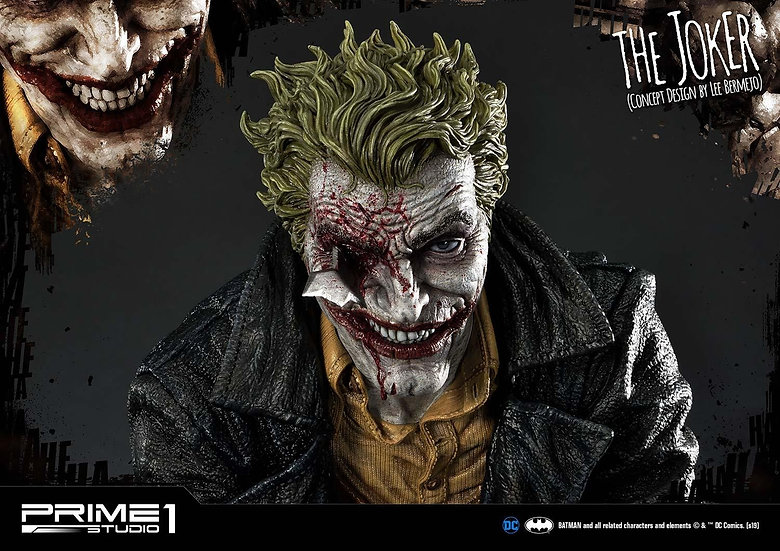 PRIME1STUDIO 1/3 : The Joker (Concept Design by Lee Bermejo)