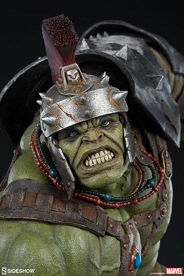 SIDESHOW Maquette : Gladiator Hulk