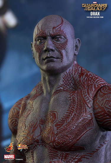 Hot Toys : GUARDIANS OF THE GALAXY DRAX