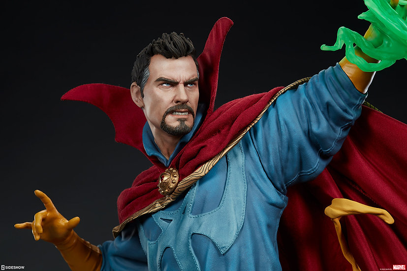 SIDESHOW Maquette : Doctor Strange