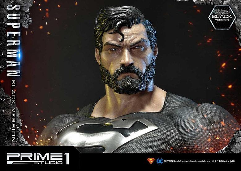 PRIME1STUDIO : Superman Black Version