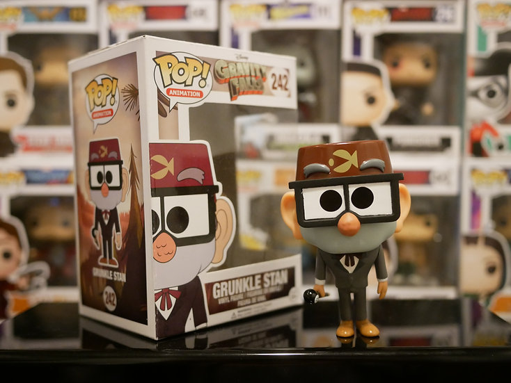 Funko Pop Animation: Gravity Falls - Grunkle Stan