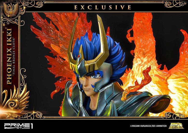 "PRIME1STUDIO 1/4 : Saint Seiya Phoenix IkkI ""Final Bronze Clot [EX]"