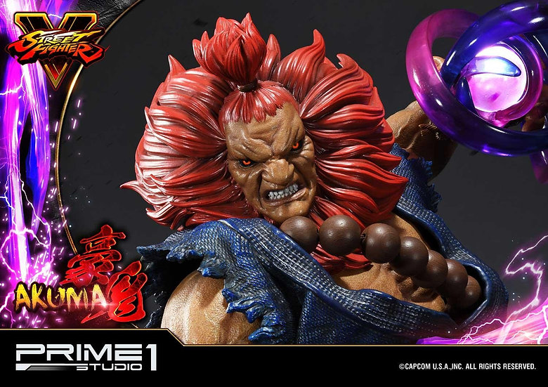 PRIME1STUDIO : Street Fighter V Akuma