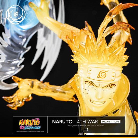 [LIMIT ORDER] Tsume Art 1/6 : Ikigai Naruto - 4th War