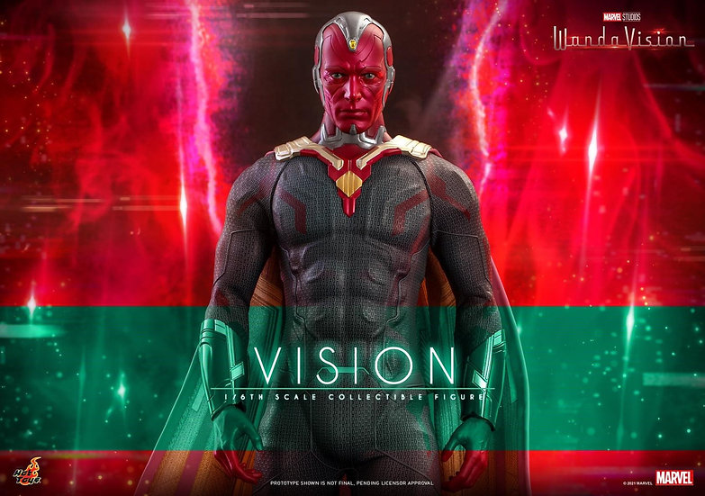 [LIMIT ORDER] HOT TOYS 1/6 : WANDAVISION VISION