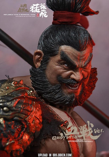 IN FLAMES X NEWSOUL : GENERALS BLOODY FIGHTING ZHANG YIDE (DELUXE)