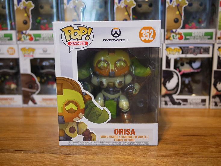 """Funko Pop Games: Overwatch S4 - 6"""" Orisa"""