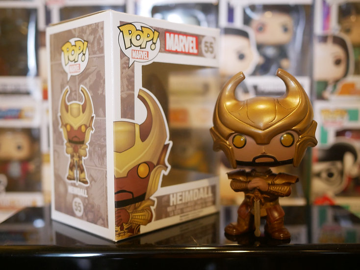 Funko Pop Marvel : Heimdall