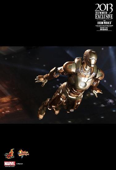 Hot Toys :  IRON MAN 3 MIDAS (MARK 21)