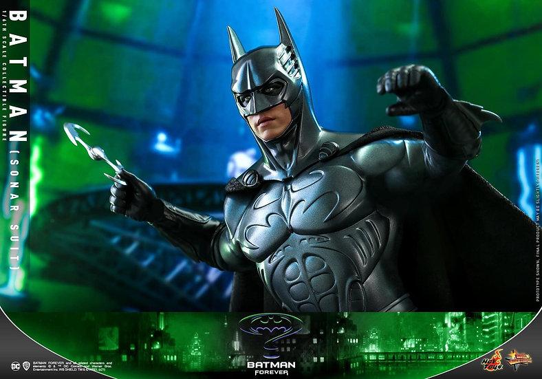 HOT TOYS 1/6 : BATMAN FOREVER BATMAN (SONAR SUIT)