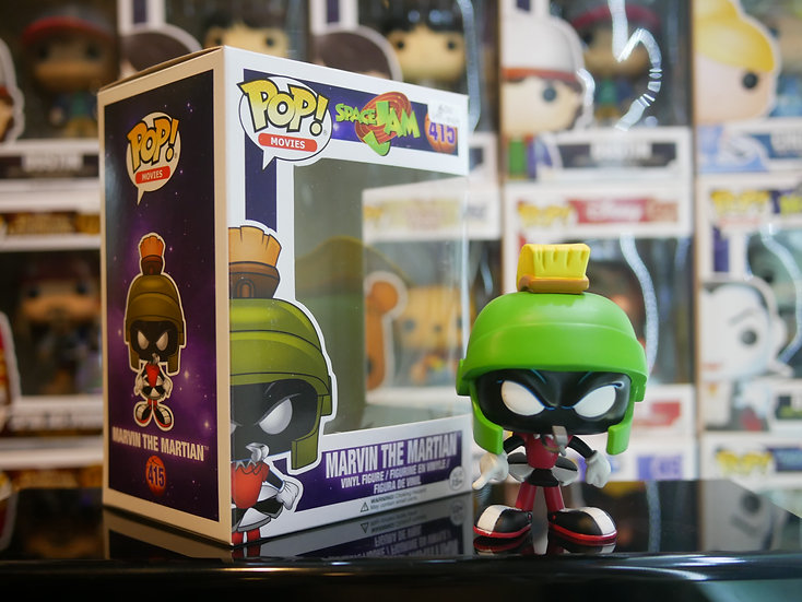 Pop Movie :Space Jam - Marvin The Martian