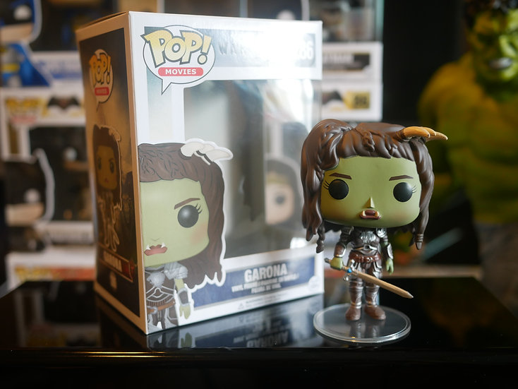 Funko Pop Movies : Warcraft - Garona