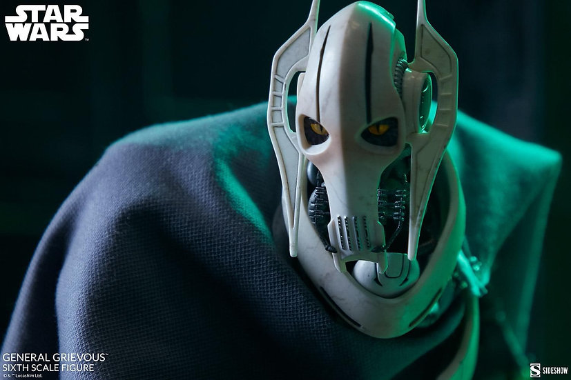 Sideshow 1/6 : Star Wars - General Grievous