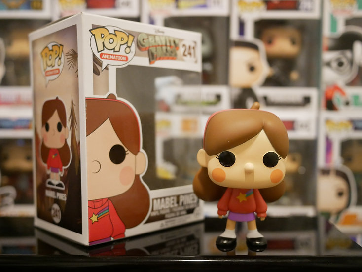 Funko Pop Animation: Gravity Falls - Mabel Pines