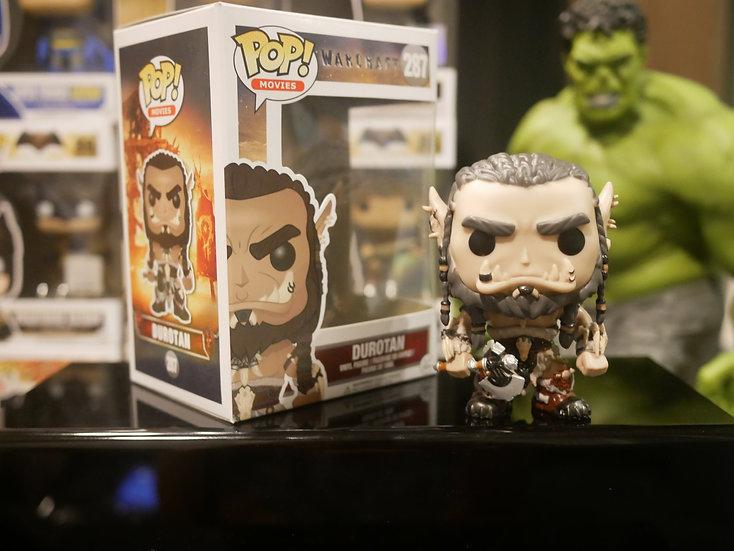 Funko Pop Movies : Warcraft - Durotan