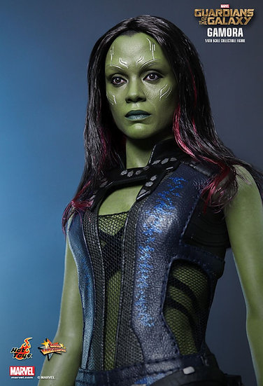 Hot Toys : GUARDIANS OF THE GALAXY GAMORA