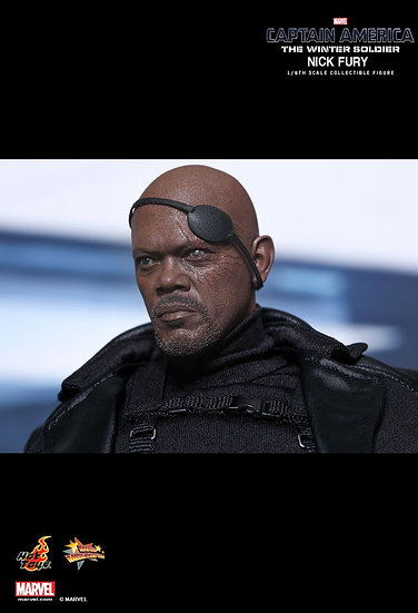 Hot Toys : CAPTAIN AMERICA: THE WINTER SOLDIER NICK FURY