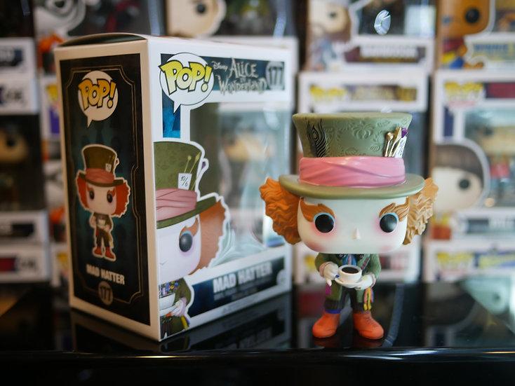 Funko Pop Disney : Alice in the Wonderland Mad Hatter