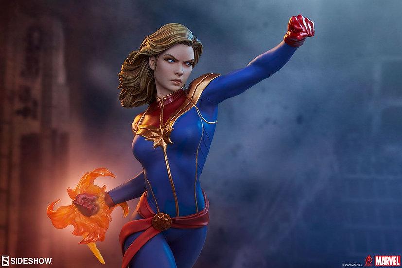 SIDESHOW 1/5 : Captain Marvel