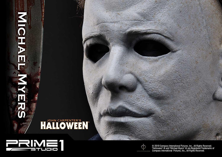 PRIME1STUDIO 1/2 : Halloween (Film) Michael Myers