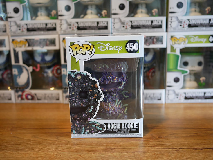 Funko POP Disney: NBC - Oogie Boogie (Bugs)