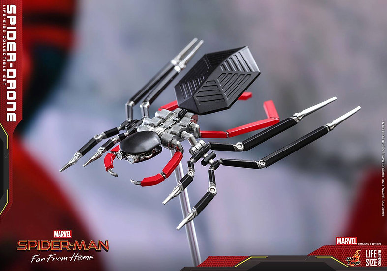 Hot Toys : SPIDER-MAN: FAR FROM HOME SPIDER-DRONE